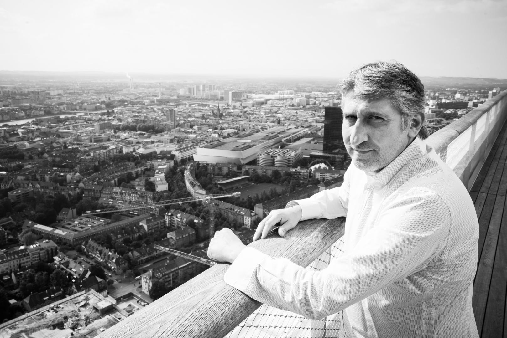 Diskussion mit Manfred Messmer über urbane Wähler